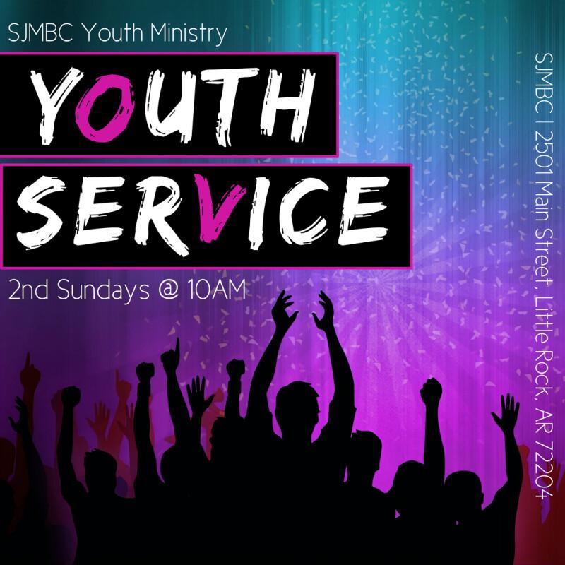 10 AM Youth Sunday Family Worship Service